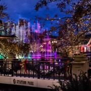 Brite Nites Professional Christmas Lighting at Station Park