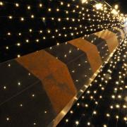 Christmas Light Installation in Park City