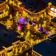 Brite Nites lights up Station Park