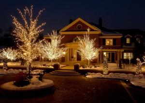 Brite Nites Residential Christmas Lighting