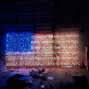 Brite Nites custom lighting job