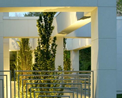 outdoor tree uplights in slc