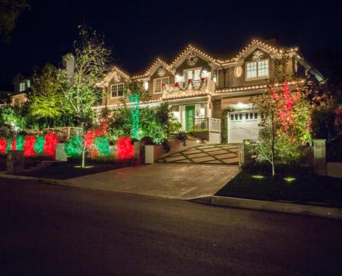 External Home Lightening