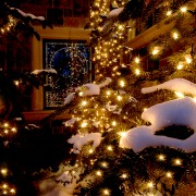 Brite Nites Installs Christmas lights for homes