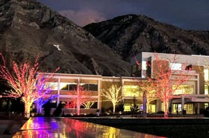Brite Nites lights up BYU in Provo, Utah