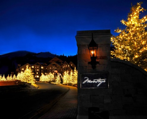 Montage Resort in Park City, UT