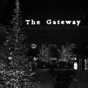 Christmas Lighting at The Gateway