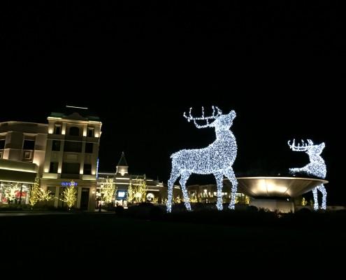 Station Park, Brite Nites, Farmington Utah