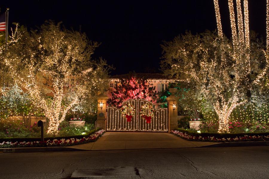 installing christmas lights in utah california and more