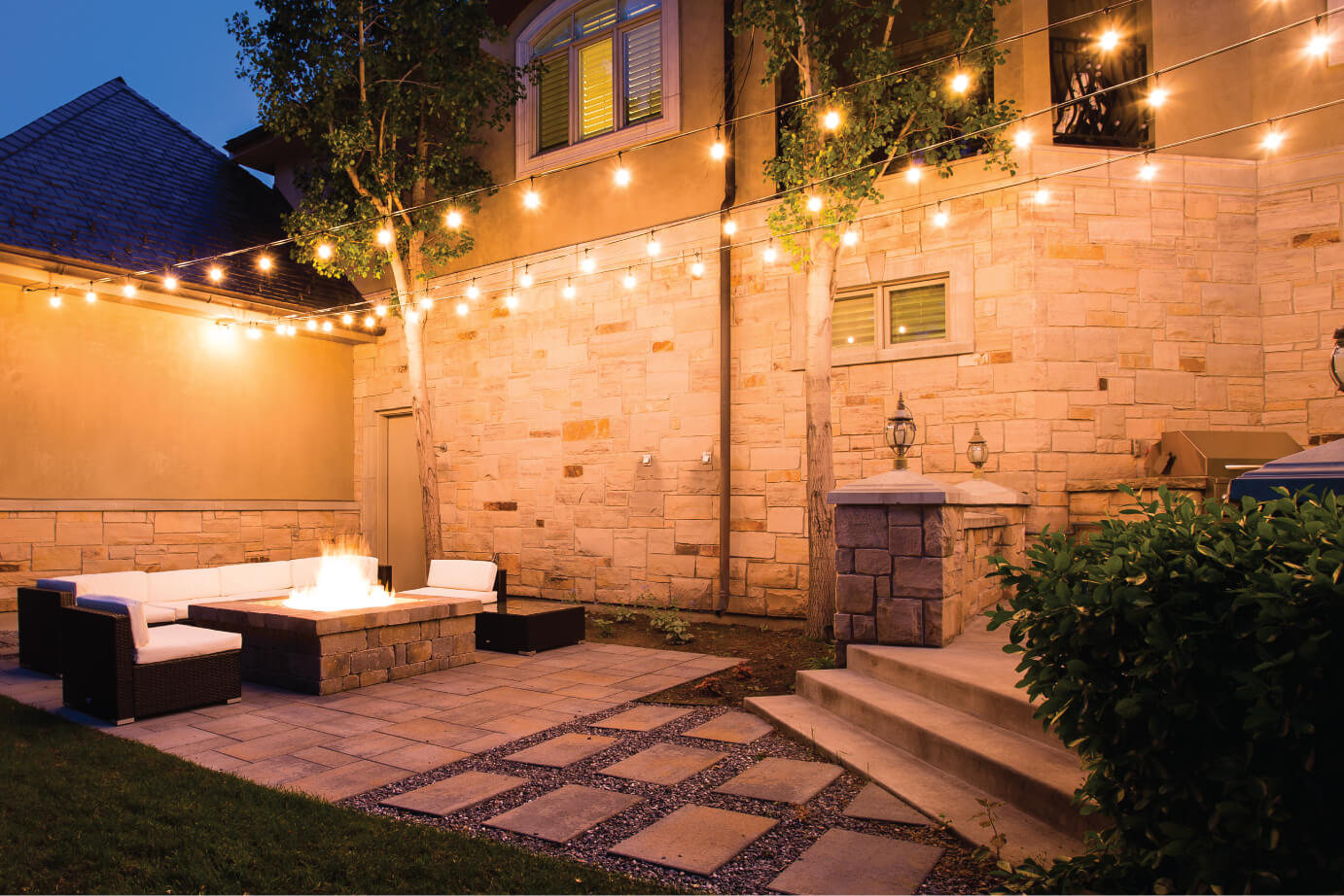 Professional Patio Amp Pergola Lighting Ut Brite Nites